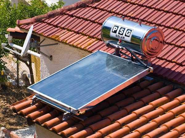 Kolektory słoneczne tzw.solary