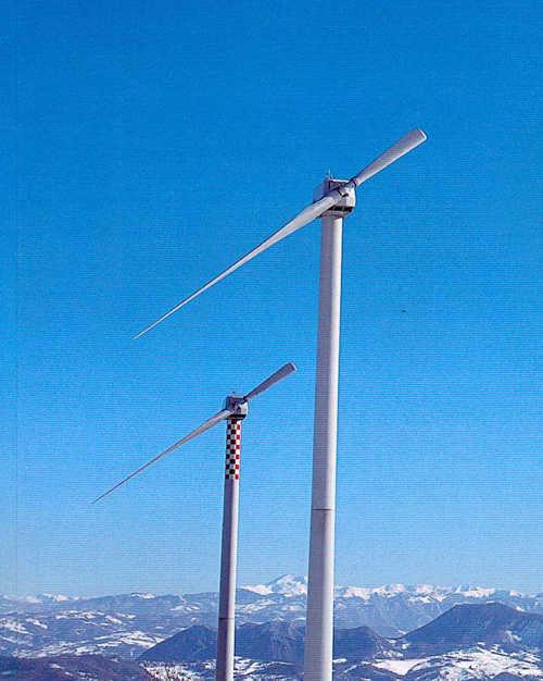 Turbina jednopłatowa