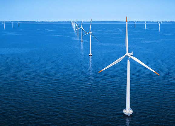 Turbina offshore