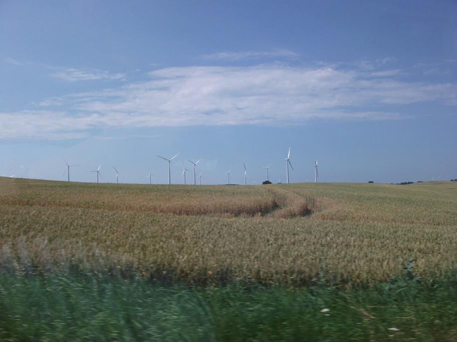 Elektrownie wiatrowe Kisielice