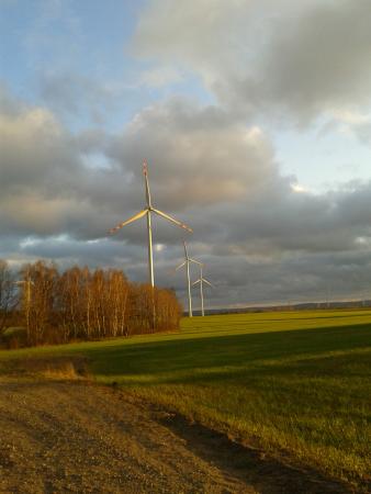 Farma wiatrowa Lotnisko
