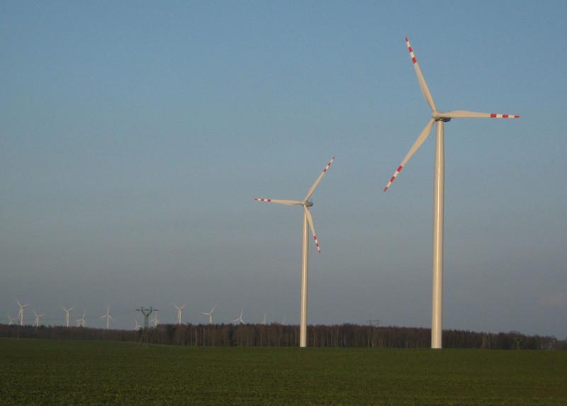 Farma wiatrowa Karścino-Mołtowo