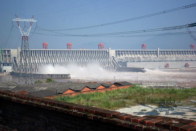 Chiny Największe Elektrownie Wodne Aktualności I