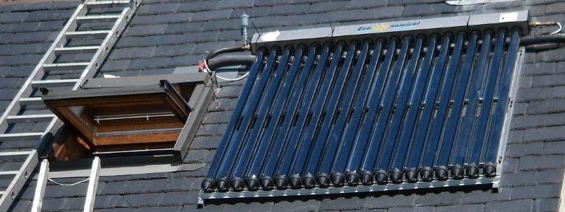 Ogromny Kolektory słoneczne płaskie i próżniowe - Aktualności i artykuły WE91