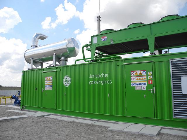Biogazownie wykorzystujące biogaz wysypiskowy